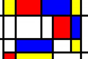 Mondrian layout
