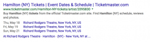 microdata events example