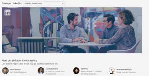 LinkedIn marketing for B2B businesses