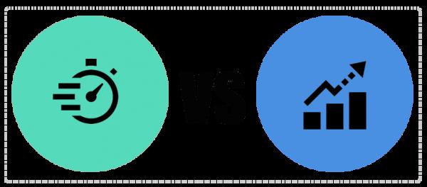 Builder versus drivers - comparison