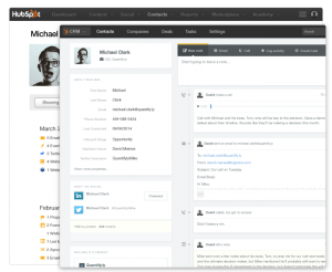 CRM tracking and sales enablement tools