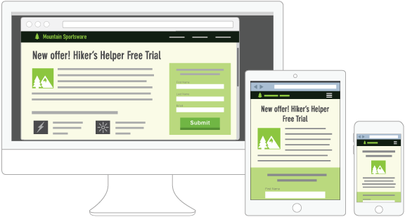 web design with hubspot COS