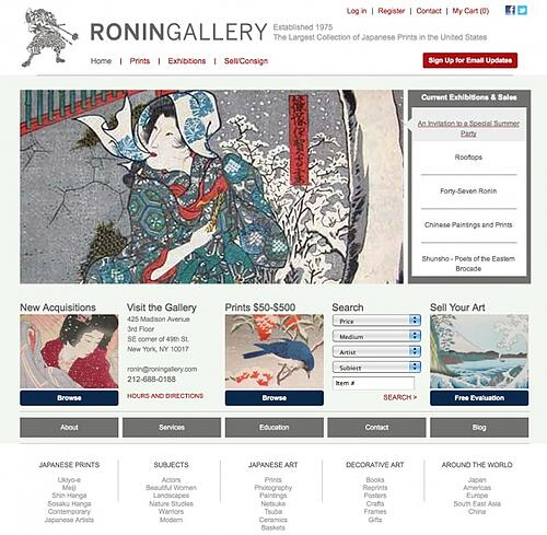 Ronin Gallery