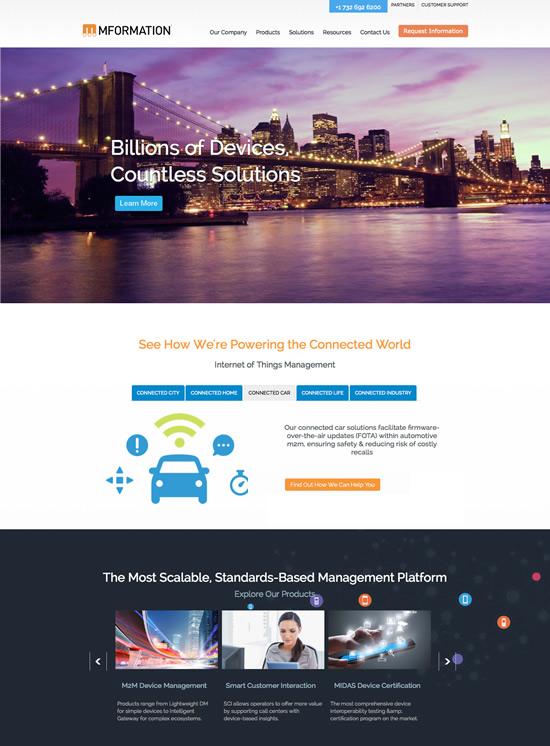 telecom-website
