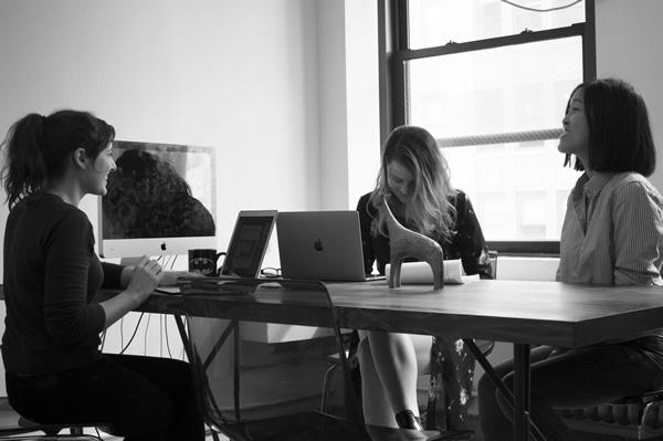 Demand Generation team at Ironpaper